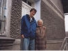 Ted Jonas with Lydia Laufer, 1995